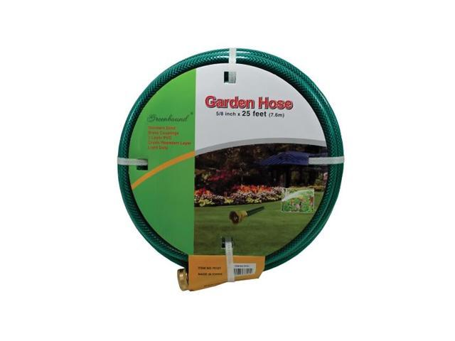 Bulk Buys Home Outdoor Living Garden Accessories 3 Layer Pvc Garden Hose Pack Of 1