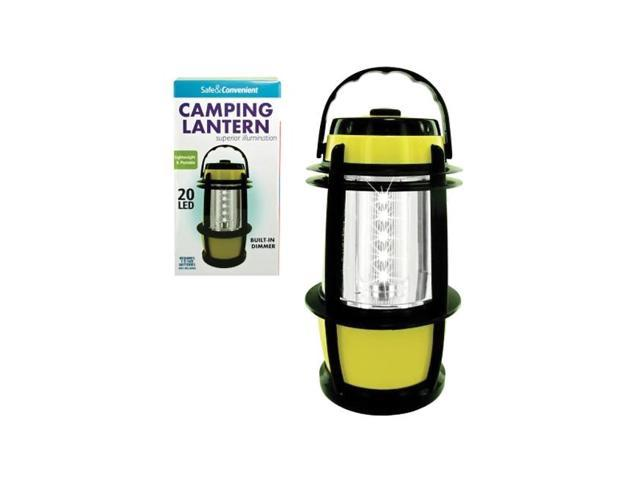 Bulk Buys Home Indoor Emergency 20 LED Light Lantern Pack of 1