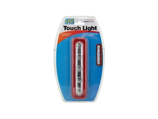 Bulk Buys Home Outdoor LED Battery Powered Touch Spot Light Pack of 6