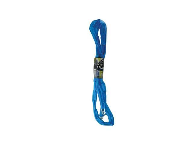 Bulk Buys Motor Bike Bicycle Safety And Security Chain Lock Blue Pack Of 4