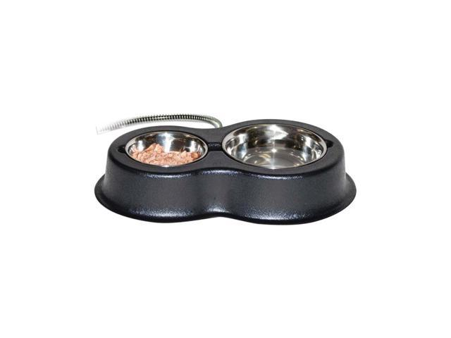 Thermo-Kitty Caf Cat Food Heater Black 14