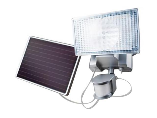 Solar-Powered 100 led Security Floodlight
