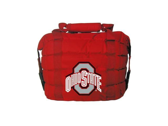 Rivalry Team Logo Camping Picnic Insulated Beverage Ohio State Cooler Bag