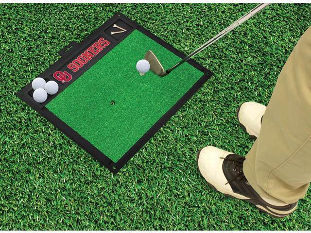 Fanmats University of Oklahoma Sooners Golf Hitting Mat 20