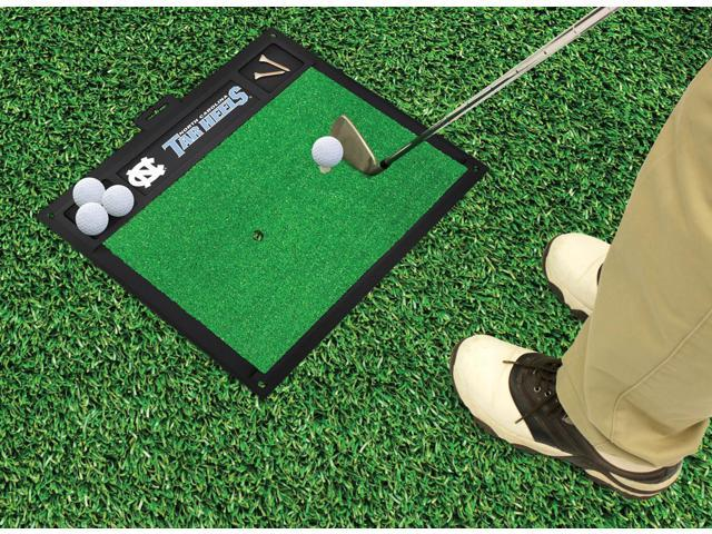 Fanmats North Carolina UNC Tar Heels  Golf Hitting Mat 20