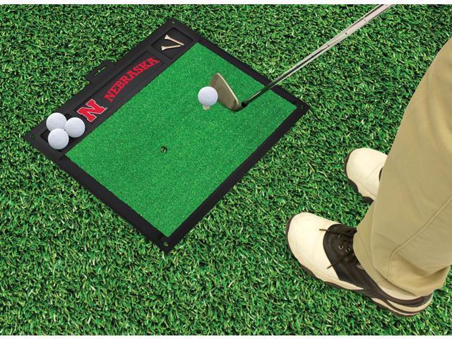 Fanmats University of Nebraska Cornhuskers Golf Hitting Mat 20
