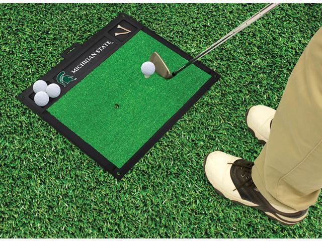 Fanmats Michigan State University Spartans Golf Hitting Mat 20