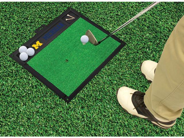 Fanmats University of Michigan Wolverines Golf Hitting Mat 20