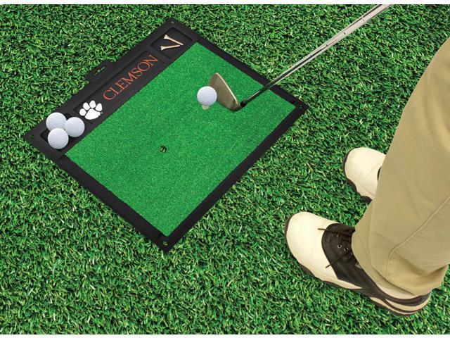 Fanmats Clemson University Tigers Golf Hitting Mat 20