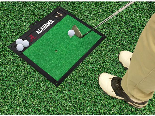 Fanmats University of Alabama Crimson Tide Golf Hitting Mat 20