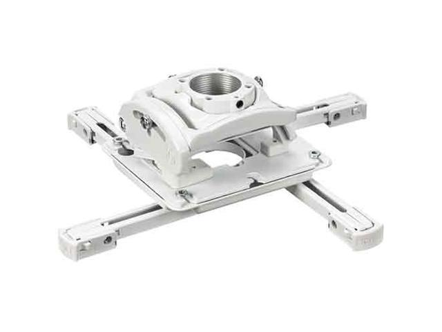 Milestone RPMCUW RPA Elite Projector Mount Keyed Locking C version Rpmc White