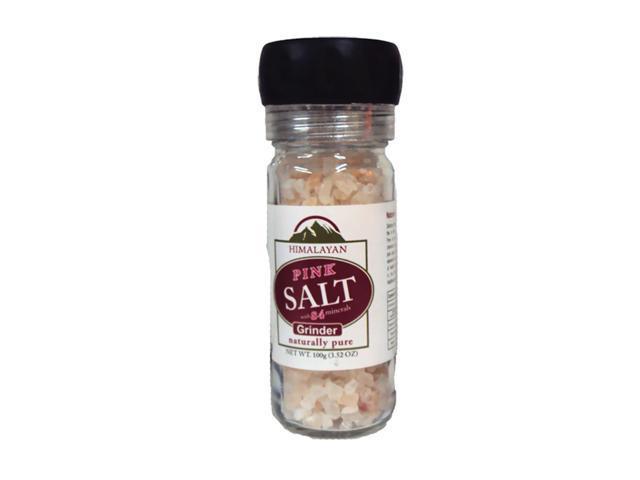 100g Natural Himalayan Cooking Salt Grinder