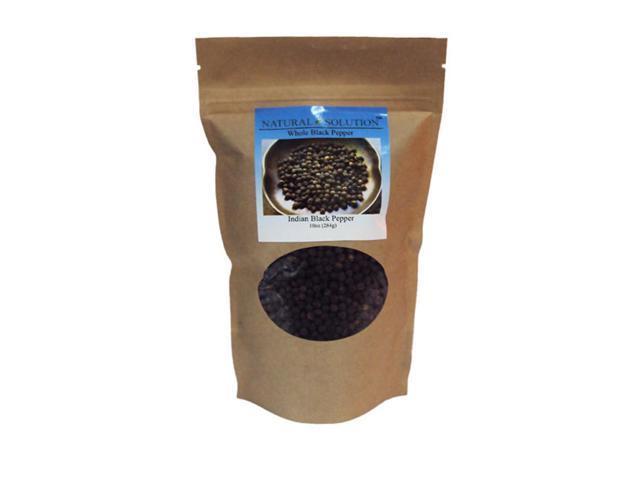 Home Decorative Indian Black Pepper - 10 oz