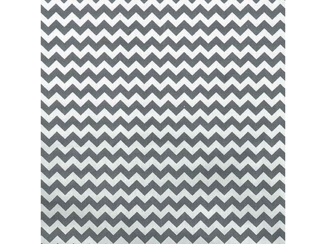 Trend Lab Baby Product Decorative Accessories Gray And White Chevron Crib Sheet