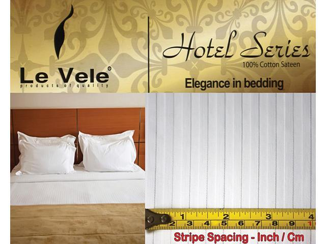 Le Vele Home Indoor  Hotel Line Bedding Cotton Queen Duvet Cover Set LE295Q