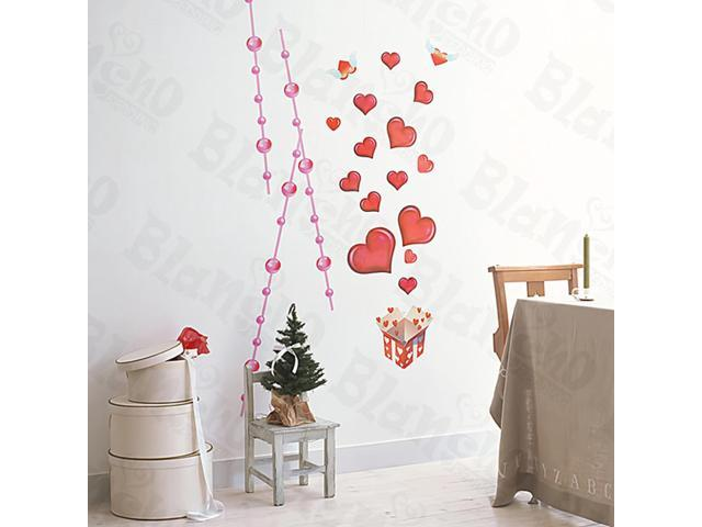 Home Kids Imaginative Art Love Present - Large Wall Decorative Decals Appliques Stickers