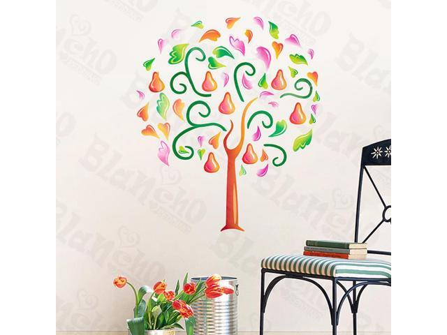 Home Kids Imaginative Art Fairy Tree - Wall Decorative Decals Appliques Stickers