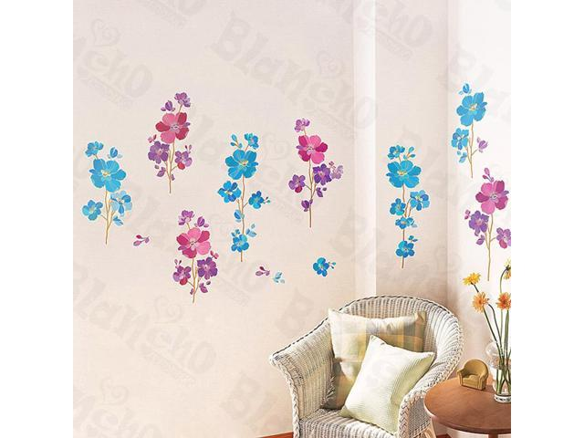 Home Kids Imaginative Art Standing Wreath - Large Wall Decorative Decals Appliques Stickers