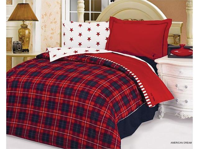 Teen/Guess Room Bedding Modern Twin Duvet Cover Set, Le Vele LE453T