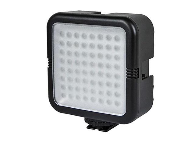 Monoprice 64 LED Photo And Video Light Panel - Black