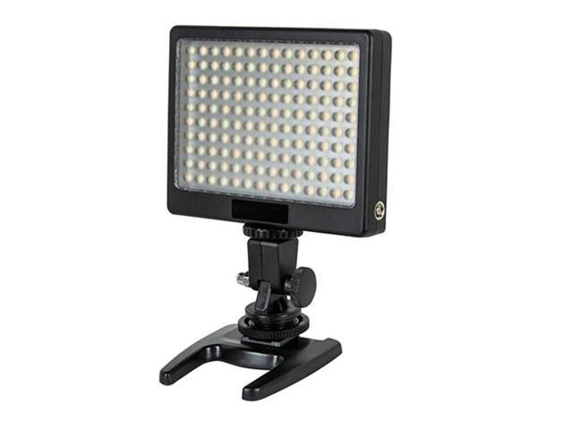 LED Video Camcorder Light With 140 Pieces LED And 1000 Lumens Brightness