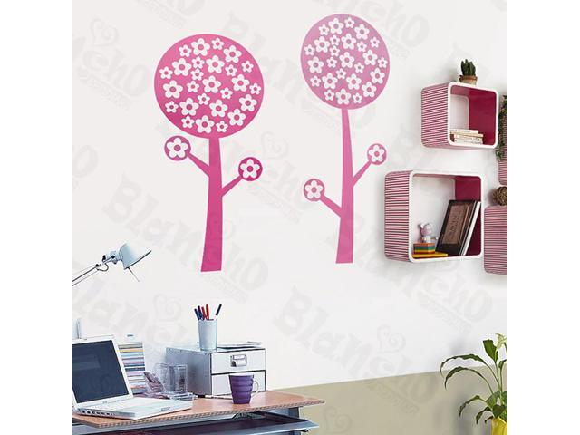 Home Kids Imaginative Art Candy Tree-X-Large Wall Decorative Decals Appliques Stickers