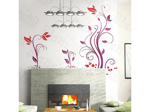 Home Kids Imaginative Art Rattan - Medium Wall Decorative Decals Appliques Stickers