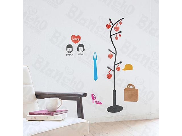 Home Kids Imaginative Art You And Me - Medium Wall Decorative Decals Appliques Stickers
