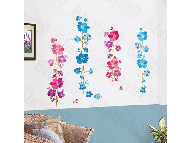 Home Kids Imaginative Art Moonlight Purple - X-Large Wall Decorative Decals Appliques Stickers