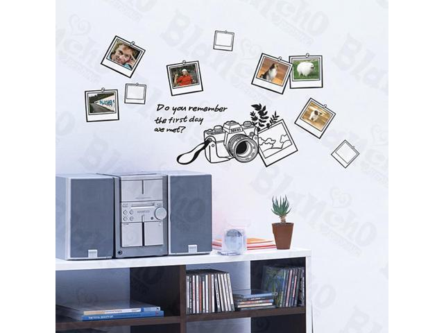 Home Kids Imaginative Art Dairy - Wall Decorative Decals Appliques Stickers
