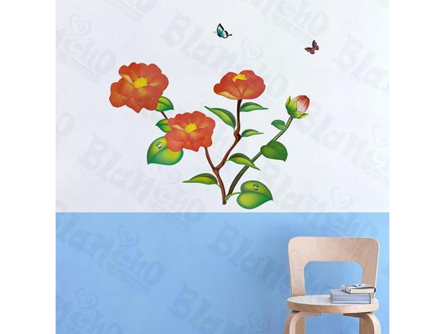 Home Kids Imaginative Art Outstanding Red - Wall Decorative Decals Appliques Stickers