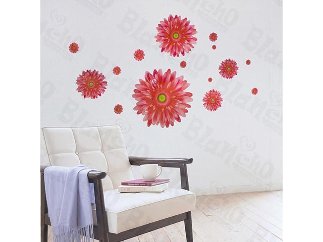 Home Kids Imaginative Art Slid Petals - Wall Decorative Decals Appliques Stickers