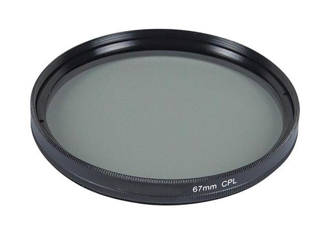 Monoprice 67mm CPL Filter