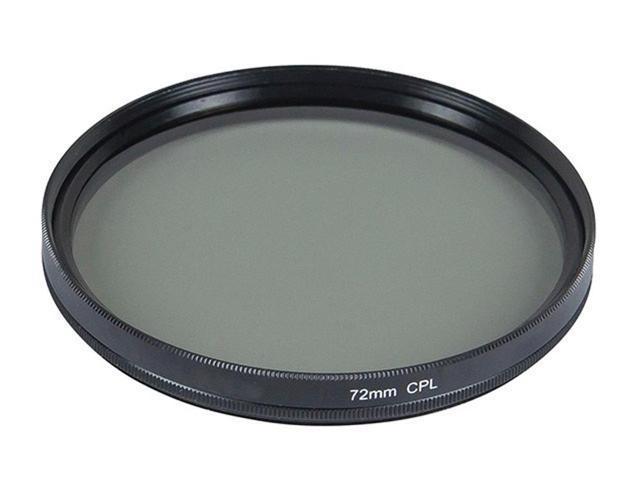 Monoprice 72mm CPL Filter