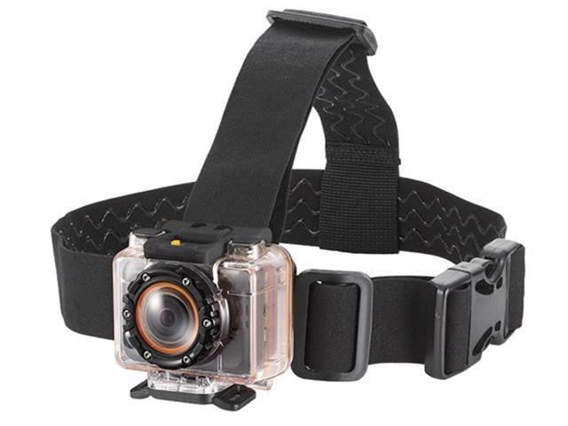 Monoprice Vented Head Mount For MHD Sport Wifi Action Camera