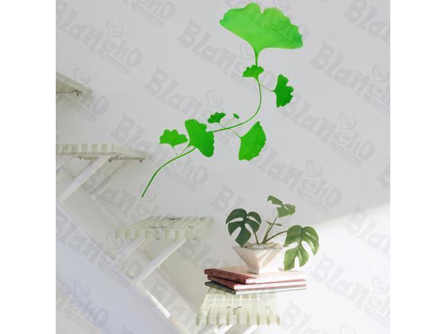 Home Kids Imaginative Art Green World - Wall Decorative Decals Appliques Stickers