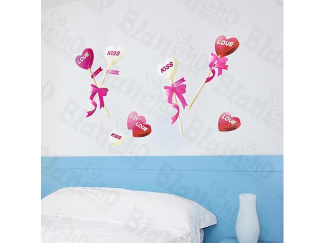 Home Kids Imaginative Art Gathering Love - Wall Decorative Decals Appliques Stickers