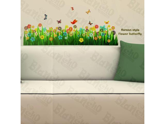 Home Kids Imaginative Art Dance Of Butterflies - Wall Decorative Decals Appliques Stickers