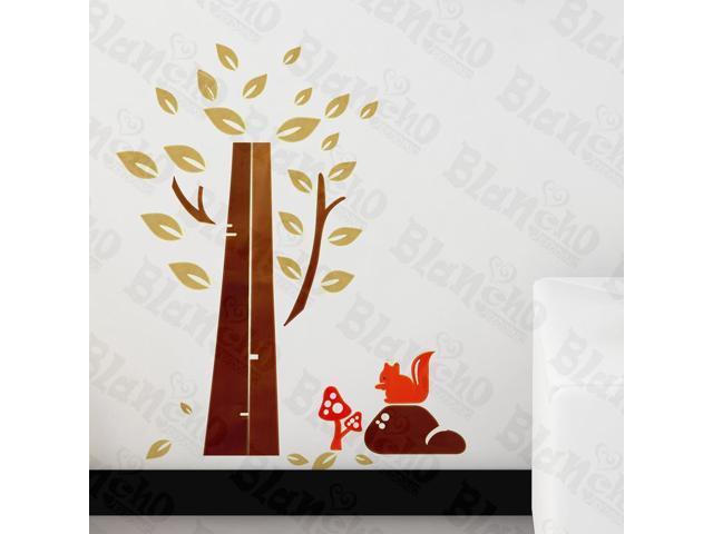 Home Kids Imaginative Art Classic Tree - Wall Decorative Decals Appliques Stickers
