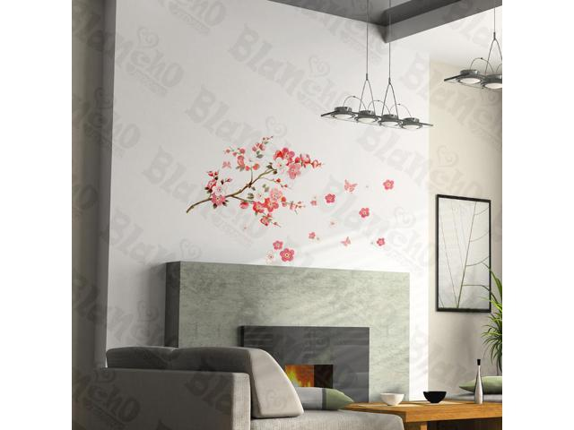Home Kids Imaginative Art A Plum With Him - Wall Decorative Decals Appliques Stickers