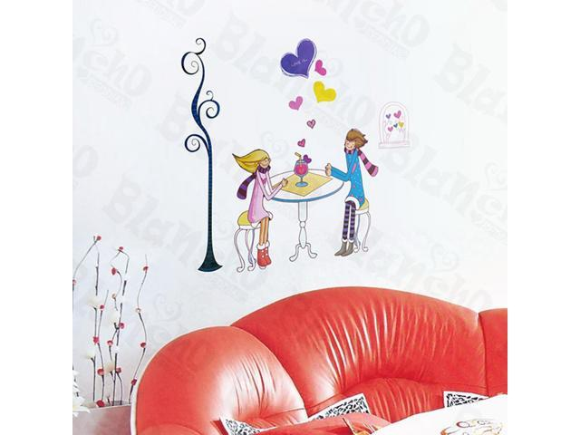 Home Kids Imaginative Art Cold Weather - Wall Decorative Decals Appliques Stickers
