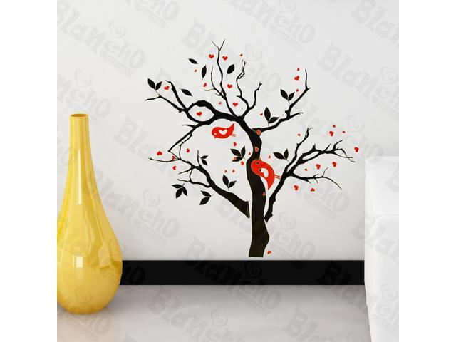 Home Kids Imaginative Art Timbered Twig - Wall Decorative Decals Appliques Stickers