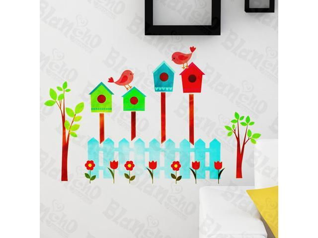 Home Kids Imaginative Art Little Garden - Wall Decorative Decals Appliques Stickers