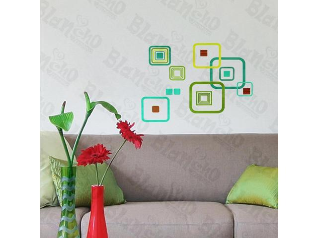 Home Kids Imaginative Art Photo Frame - Wall Decorative Decals Appliques Stickers