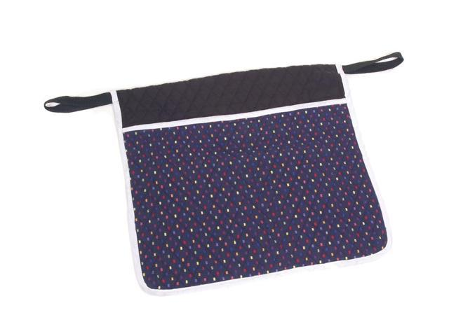 Essential Medical Supply Health Care Hospital Patient Deluxe Quilted Pouch - Confetti