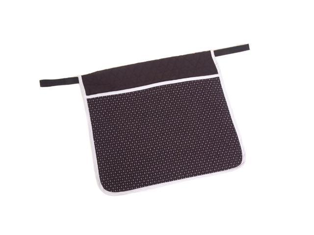 Essential Medical Supply Health Care Hospital Patient Deluxe Quilted Pouch - Pinpoint