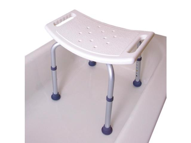 Essential Medical Supply Home Care Patient Bath Safety Tub Chair Shower Seat Bench Without Back