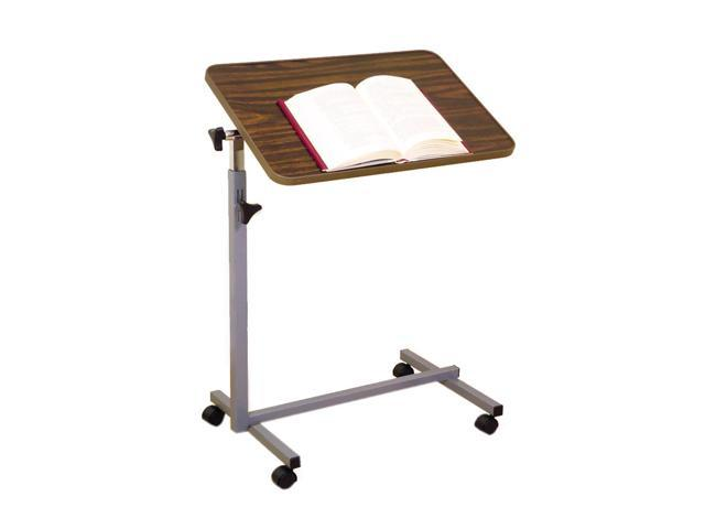 Essential Medical Supply Health Care Hospital Patient Tilt Top Overbed Table