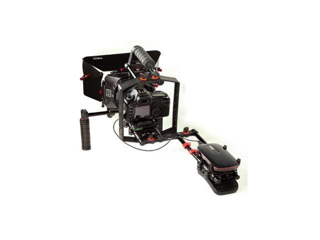 Battle Tested Film Gear Filmcity Video Camera Shoulder Adjustable Mount Kit - FC-102