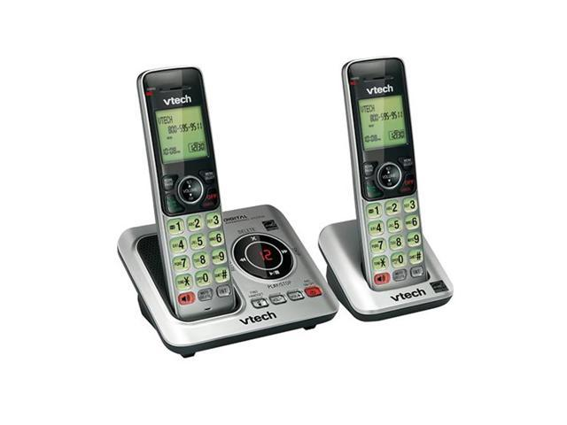 Vtech Vtech 2-handset Cordless CID/ITAD